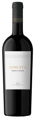 Primitivo Sonetto 0,75l Produttori Vini Manduria